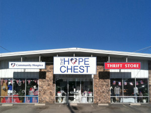 North Modesto Hope Chest Thrift Store