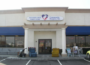 Ceres Hope Chest Thrift Store