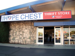 Manteca Hope Chest Thrift Store