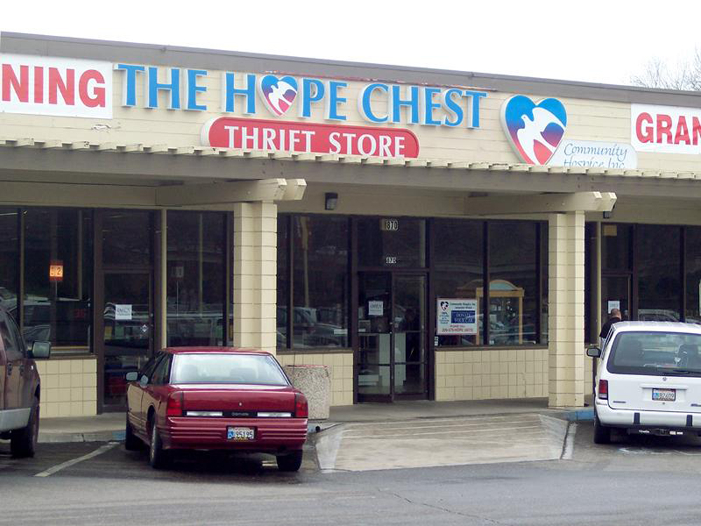 Oakdale Hope Chest Thrift Store