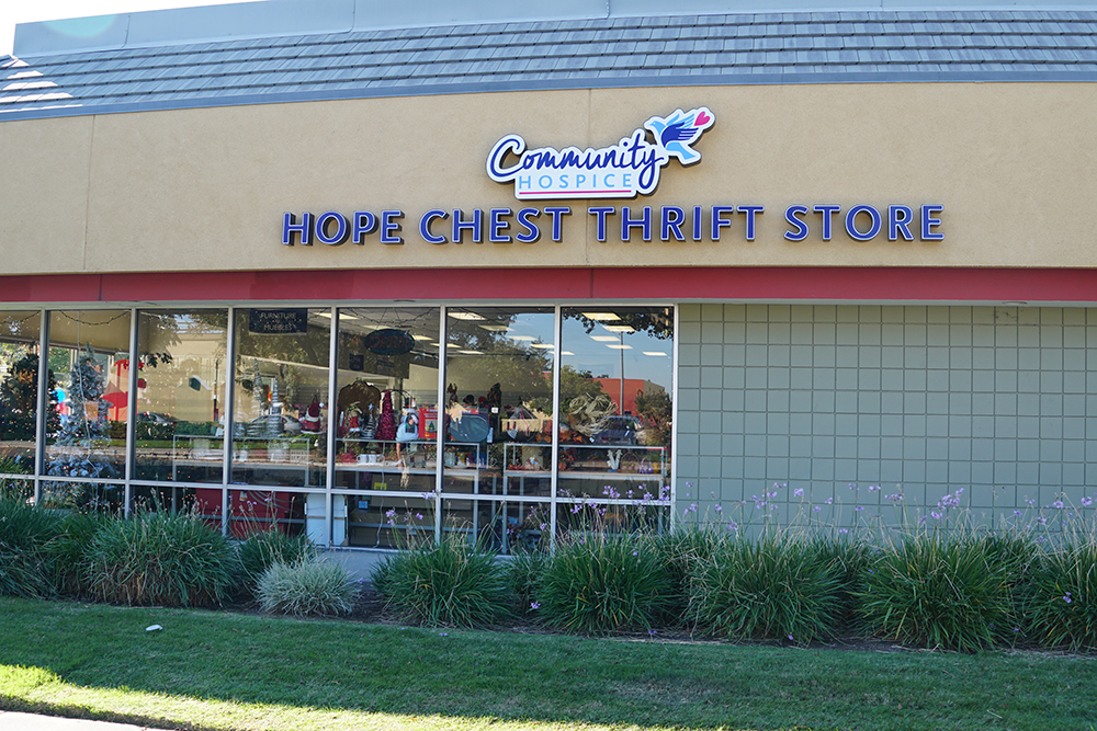 Hope Chest Thrift Store